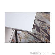 Стол Nicolas Amsterdam (140/183*81) белый, фото 3