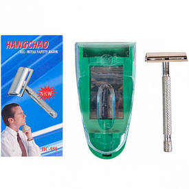 Станок для бритья 958, Т-образный 9,5 см   958