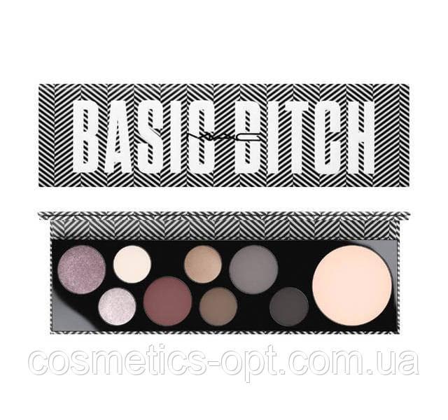 Палетка для макияжа Mac Cosmetics Basic Bitch Palette (реплика)