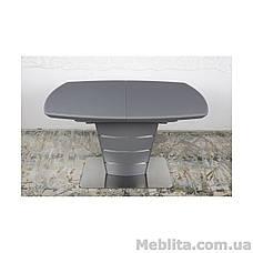 Стол Nicolas Atlanta HT2440 (140/180*90) графит, фото 2