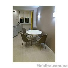 Стол Nicolas Austin HT2398 (110/145*110*76) белый, фото 3
