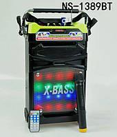 Портативная акустическая система NS-1389BT