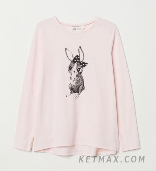 Реглан H&M для девочки