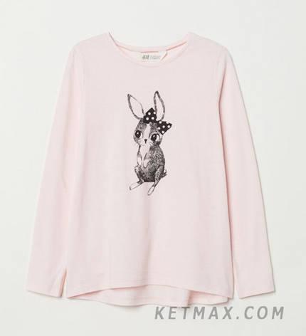 Реглан H&M для девочки, фото 2
