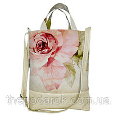 Городская сумка Роза 40х34х11см