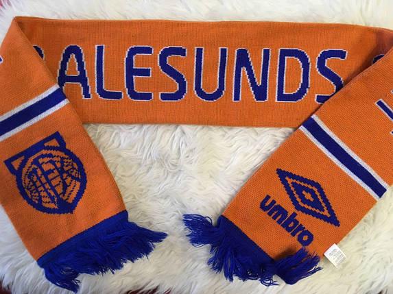 Футбольный шарф Олесунн Aalesunds, фото 2