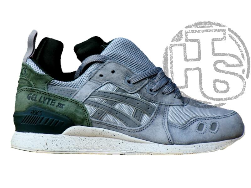 ea76f5eb40cdd0 Мужские Кроссовки Acics Gel-Lyte III MT Sneakerboot Grey/Green — в ...