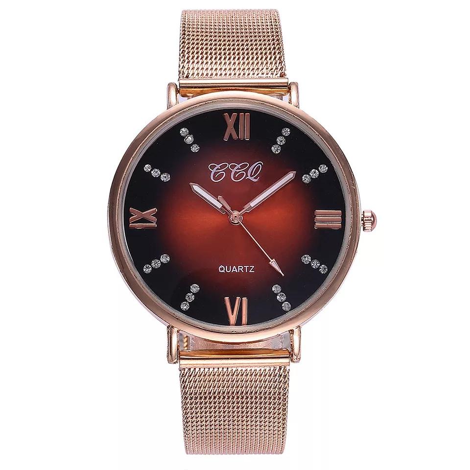 754e4a60 Женские Красивые Часы с Золотистым Ремешком — в Категории
