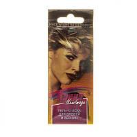 Гель-краска для бровей и ресниц Панна new image, коричневая