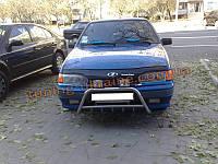 Кенгурятник нержавейка на ВАЗ 2115 1997-2012