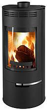 Печь-камин Thorma Andora Black