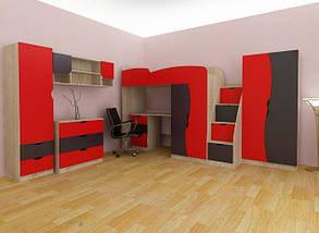 Детская Комната Teenager МДФ, фото 3