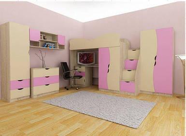 Детская Комната Teenager МДФ