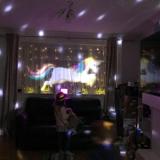 лазерный проектор музыкальный