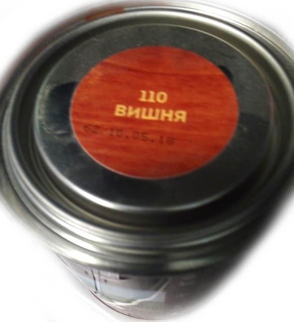 Лазурь Ролакс 110 вишня 0,75л