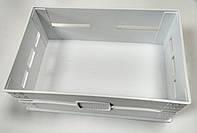 """Ящик """"под дерево"""" пластиковый для хранения 33*22*12h см Plast Art 8,2л (белый)"""