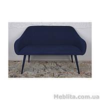 Кресло-банкетка Nicolas Maiorica (темно-синяя)