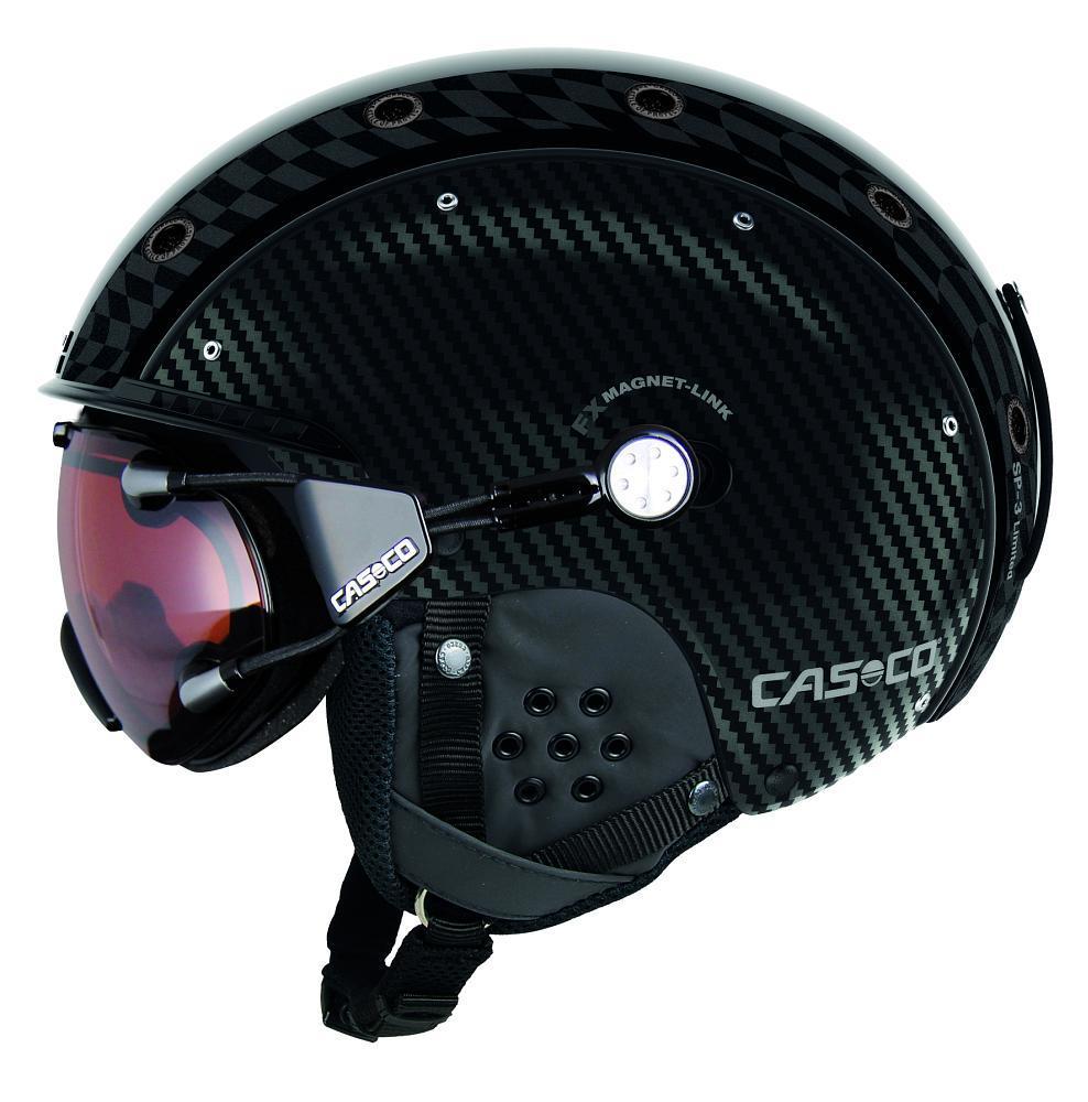 Горнолыжный шлем Casco sp-3 limited carbon black (MD)