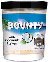 Шоколадная паста Bounty With Coconut Flakes, с кокосовыми хлопьями, 200 г., фото 1