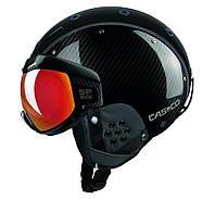 Горнолыжный шлем Casco SP-6 visor limited carbon (MD) 54-58