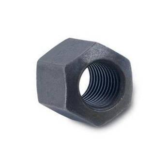 Гайка М27 высокая шестигранная DIN 6330, ГОСТ 15523-70, фото 2