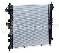Радиатор охлаждения  для Kyron/Actyon МКПП Лузар LRc 1750