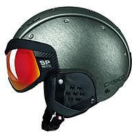 Горнолыжный шлем Casco SP-6 visor silver vautron (MD) 58-62
