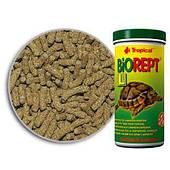 Корм Tropical Biorept L для сухопутных черепах 100ml/28g