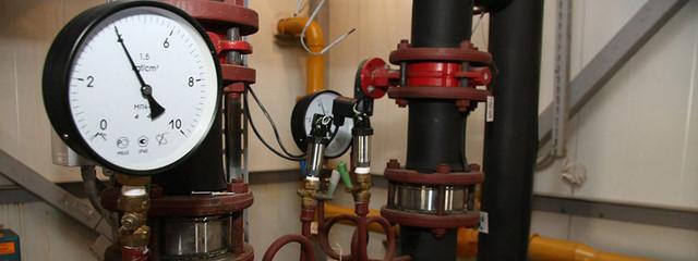 гидроиспытание системы отопления