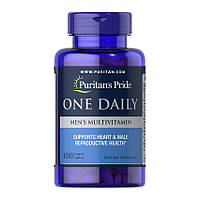 Puritans Pride One Daily Men's Multivitamin (100 капсул)