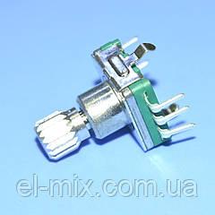 Энкодер c кнопкой EC11E12-15P30C  SR Passives