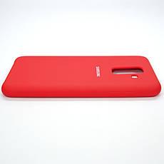 Чехол Original Soft Samsung Galaxy A605 A6 Plus 2018 red, фото 3