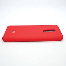 Чехол Original Soft Xiaomi Redmi 5 Plus red, фото 3