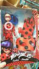 """Дитячий ігровий набір лялька, маска, рукавички """"Леді Баг"""" TM533A звукові ефекти 28 см, фото 4"""