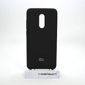 Чехол Original Soft Xiaomi Redmi 5 black, фото 2
