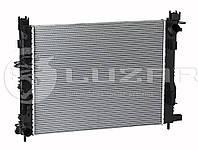 Радиатор охлаждения для Logan/Vesta ЛУЗАР LRc 0978