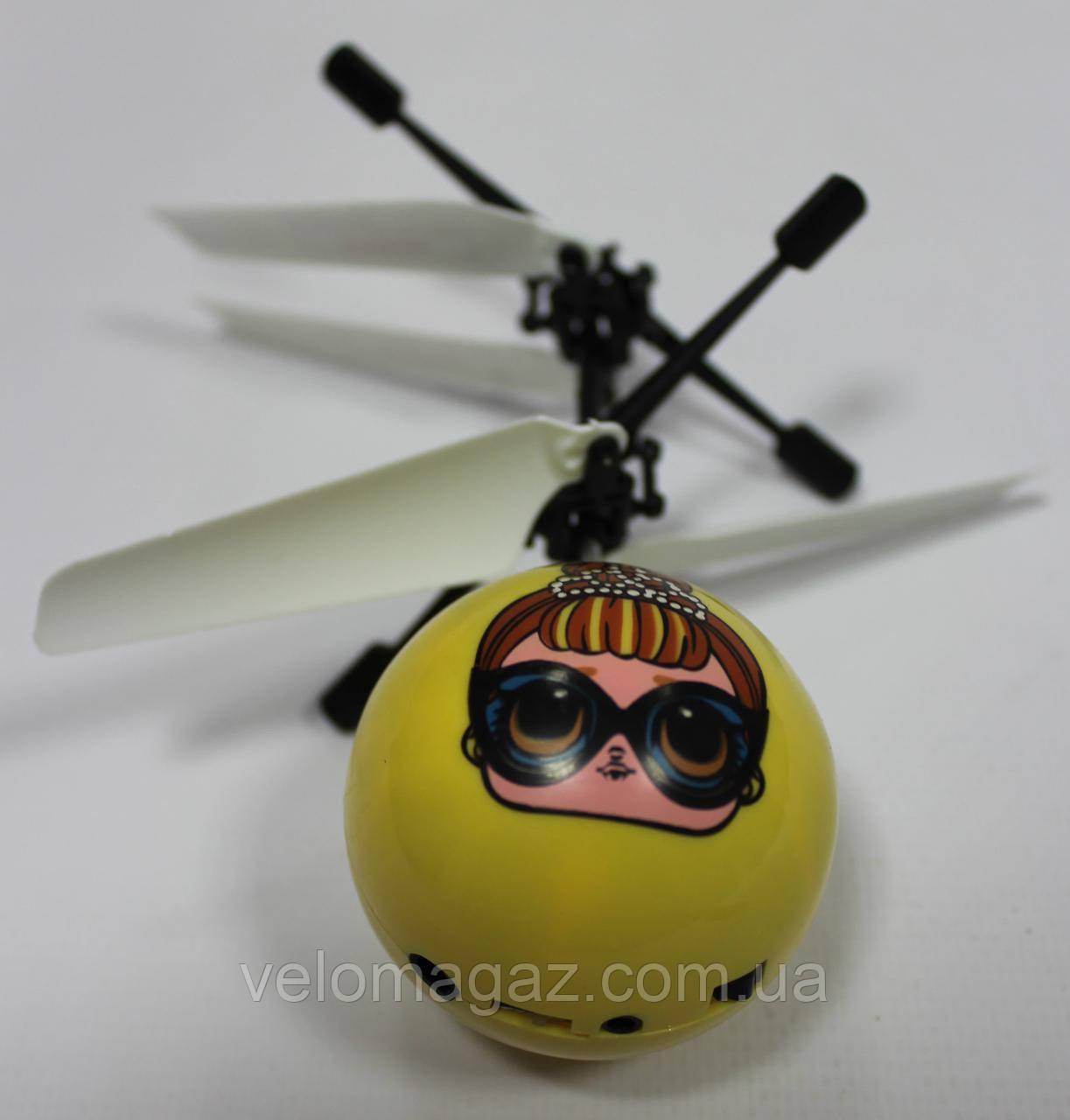 Летающий LOL HJ-388. интерактивная игрушка