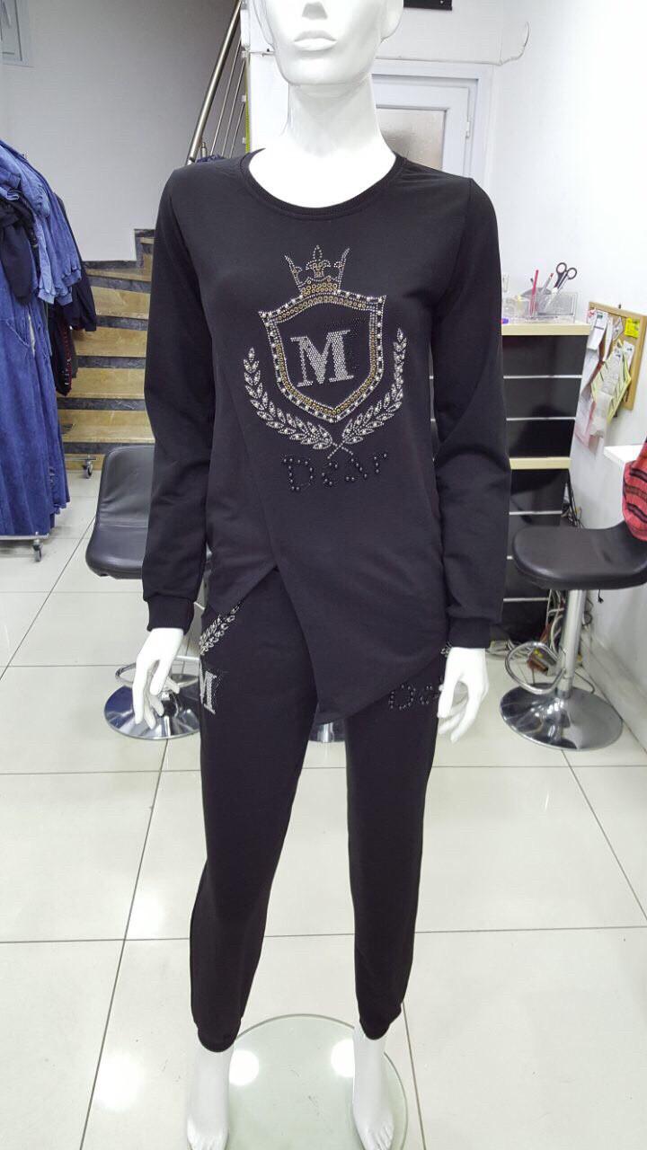 c6d6a53ebf61 Женский трикотажный костюм новинка, цена 950 грн., купить в ...