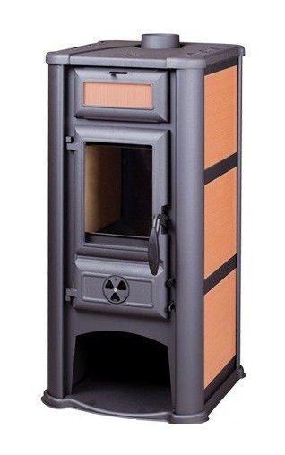 Отопительно-варочная печь Tim Sistem - Lederata