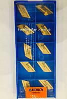 Пластина Korloy KNUX 160405R-11
