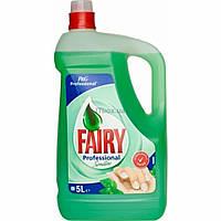 Средство для мытья посуды Fairy Professional Sensitive 5л (4084500583115)