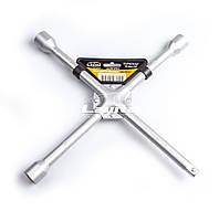 """Ключ баллонный крестообразный усиленный 17x19x21x1/2"""" D=14 мм x 14"""""""