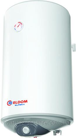Бойлер электрический Eldom Eureka 80 2x1.0 kW (WV08046D) (объем 80 л), фото 2