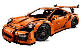 LEGO TECHNIC PORSCHE 911 GT3 RS 42056 НОВИНКА 2016