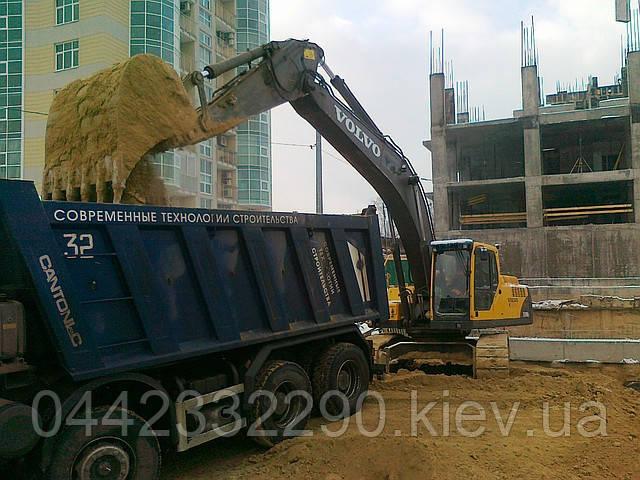 Вывоз грунта в Киеве (044)232_70_31