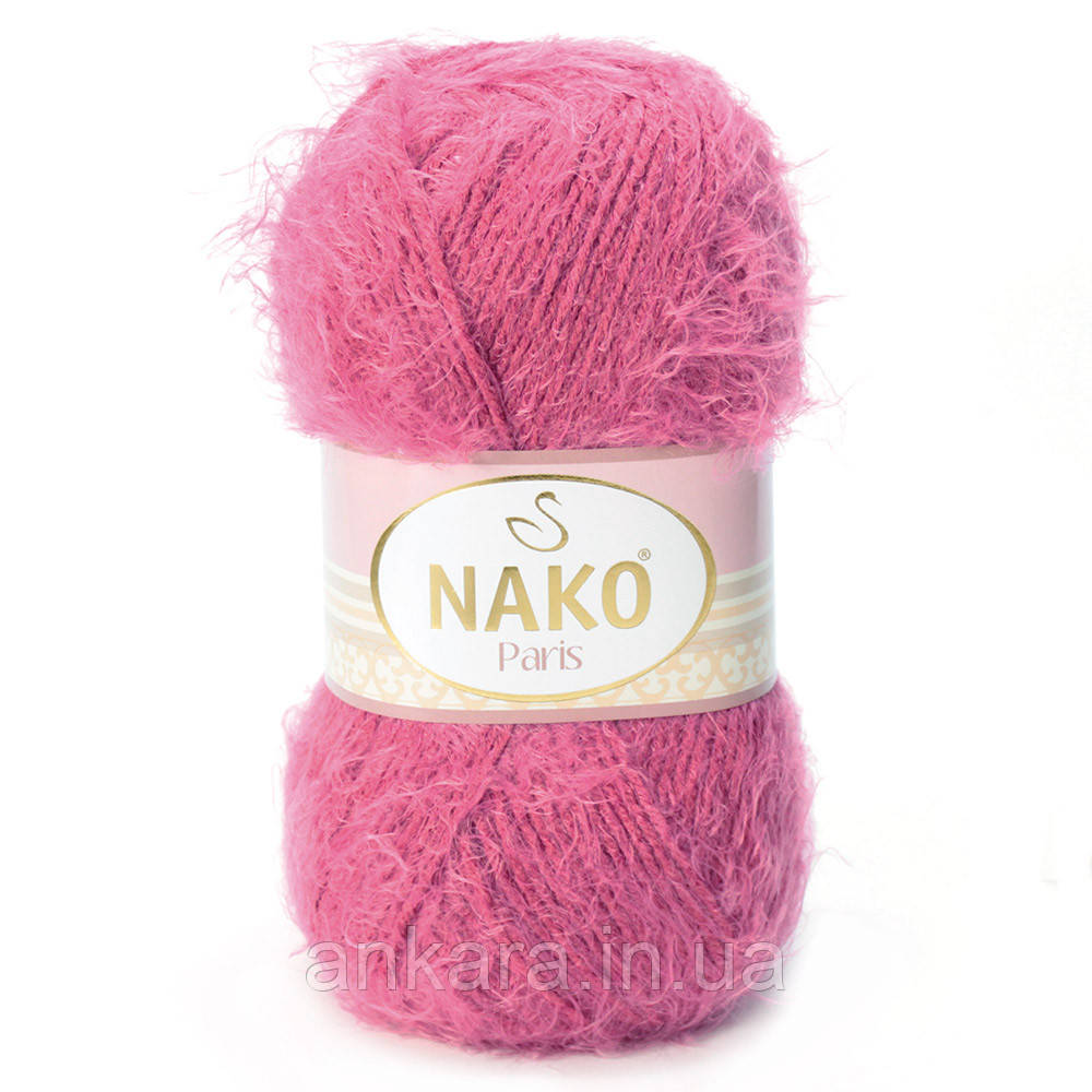 Пряжа Nako Paris 6578