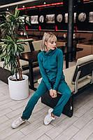 a19ff6f53bef Женский очень теплый костюм штаны+кофта спортивный костюм ангора Estilo  Diani размер 42-