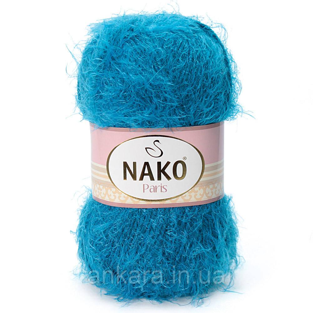 Пряжа Nako Paris 10328
