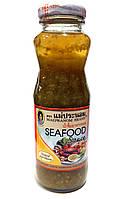 Соус для морепродуктов и рыбы SeaFood Maepranom 200мл (Таиланд), фото 1