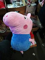 Мягкая игрушка - Джордж из мультика Свинка Пеппа